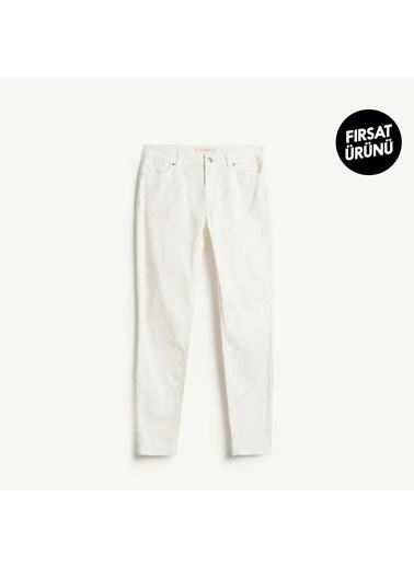 Yargıcı Beş Cep Pantolon Renkli